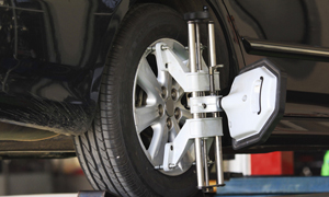 laser wheel alignment can help highlight areas prone to wear