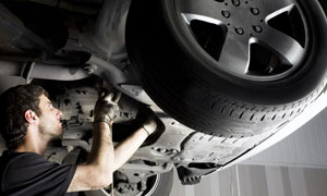 why not let us service your car when you book it in for its MOT test