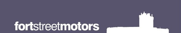 Fort Street Motors logo